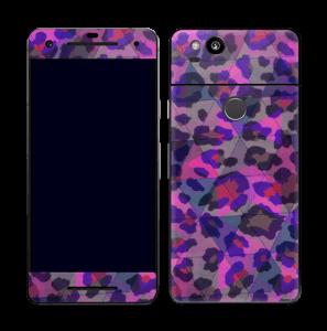 Lilla leopard Skin Pixel 2