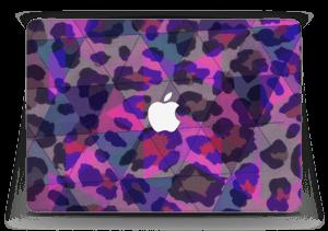 """Lilla leopard Skin MacBook Air 13"""""""