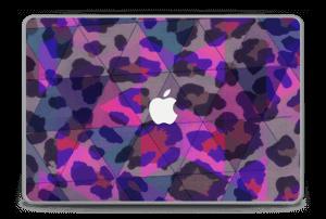 "Lilla leopard Skin MacBook Pro 15"" -2015"