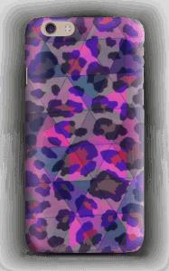 Lilla leopard deksel IPhone 6
