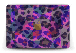 Lilla leopard Skin MacBook 12""