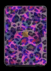 Lilla leopard Skin IPad Pro 12.9