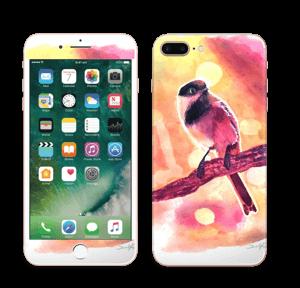 Fugl i treet Skin IPhone 7 Plus