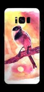 Fugl i treet Skin Galaxy S8