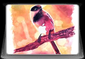 """Fugl i treet Skin MacBook Pro 13"""" -2015"""