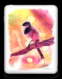 Fugl i treet Skin IPad 1