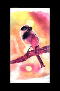 Fugl i treet Skin Nokia Lumia 920