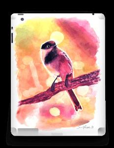 Fugl i treet Skin IPad 4/3/2