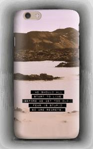 Words by Marilyn deksel IPhone 6