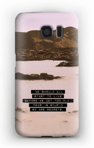 Words by Marilyn deksel Galaxy S6