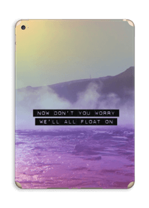 Don't you worry Skin IPad Air 2