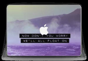 "Don't you worry Skin MacBook Pro Retina 13"" 2015"