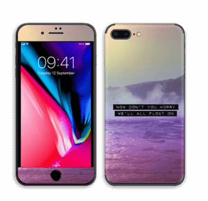 Don't you worry Skin IPhone 8 Plus
