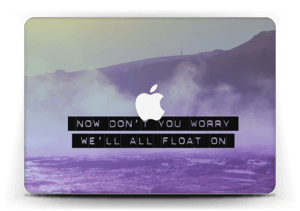 Don't you worry Skin MacBook Air 13""