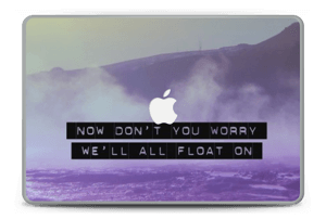 "Don't you worry Skin MacBook Pro 15"" -2015"