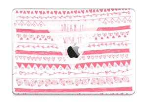 "Dream it, Wish it, Do it Skin MacBook Pro 13"" 2016-"