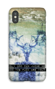 Fine greier deksel IPhone X
