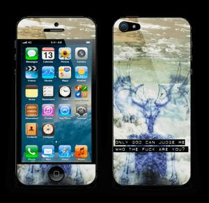 Fine greier Skin IPhone 5