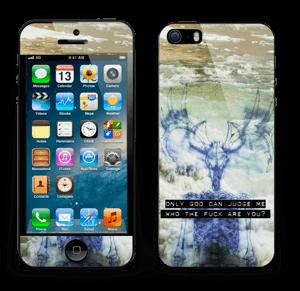 Fine greier Skin IPhone 5s