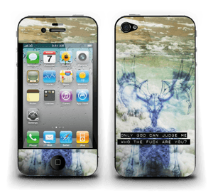 Fine greier Skin IPhone 4/4s