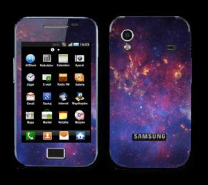 Galaxy favoritt Skin Galaxy Ace