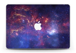"Galaxy favoritt Skin MacBook Pro Retina 13"" 2015"
