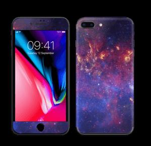 Galaxy favoritt Skin IPhone 8 Plus