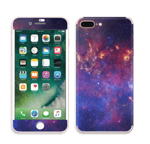 Galaxy favoritt Skin IPhone 7 Plus