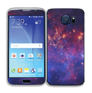 Galaxy favoritt Skin Galaxy S6