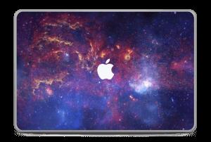 "Galaxy favoritt Skin MacBook Pro 17"" -2015"
