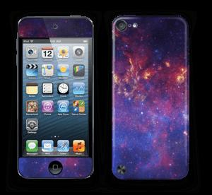 Galaxy favoritt Skin IPod Touch 5th Gen