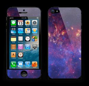 Galaxy favoritt Skin IPhone 5