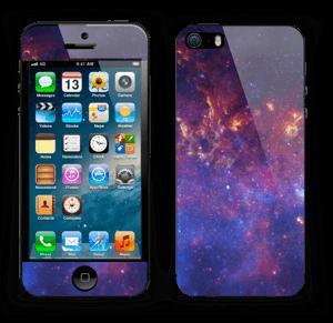 Galaxy favoritt Skin IPhone 5s