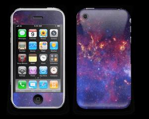 Galaxy favoritt Skin IPhone 3G/3GS