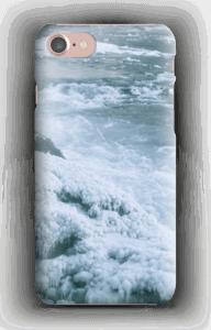 Blue winter deksel IPhone 7