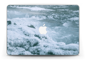 "Blue winter Skin MacBook Pro Retina 13"" 2015"