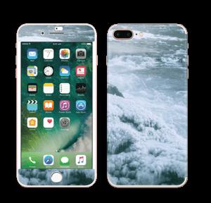 Blue winter Skin IPhone 7 Plus