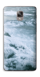Blue winter Skin OnePlus 3T