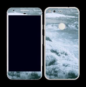 Blue winter Skin Pixel