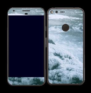 Blue winter Skin Pixel XL