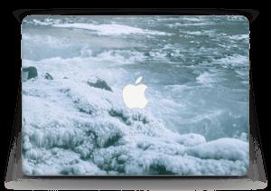 "Blue winter Skin MacBook Air 13"""