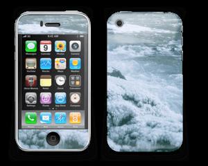 Blue winter Skin IPhone 3G/3GS