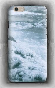 Blue winter deksel IPhone 6