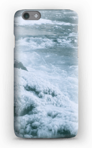 Blue winter deksel IPhone 6s