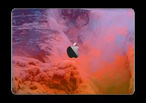 "Foss med bølger Skin MacBook Pro 13"" 2016-"