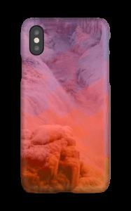 Foss med bølger deksel IPhone X