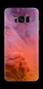 Foss med bølger Skin Galaxy S8