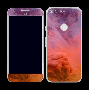 Foss med bølger Skin Pixel