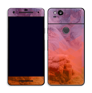 Foss med bølger Skin Pixel 2