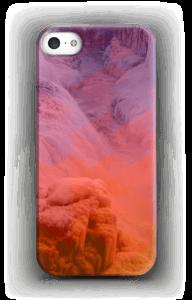 Foss med bølger deksel IPhone 5/5S